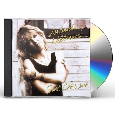 Lucinda Williams SWEET OLD WORLD CD