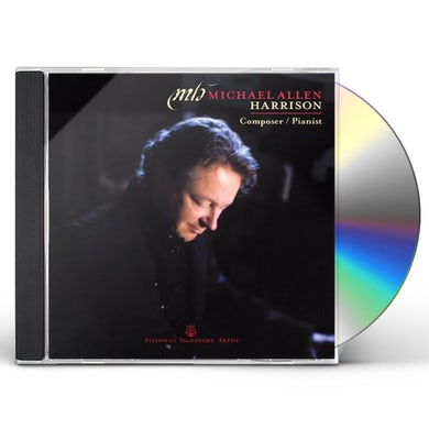Michael Allen Harrison COMPOSER / PIANIST CD