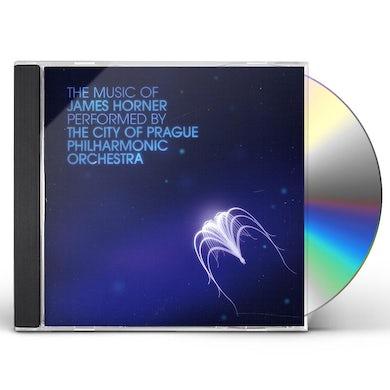 City Of Prague Philharmonic Orchestra MUSIC OF JAMES HORNER / Original Soundtrack CD