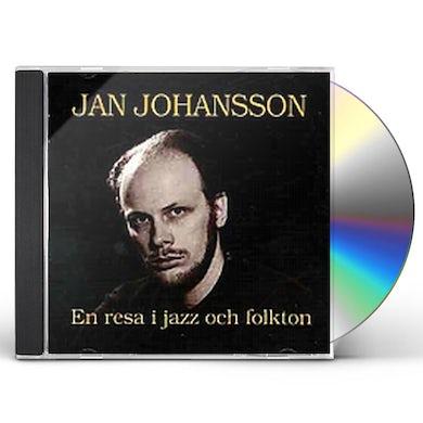 Jan Johansson JAZZ & FOLKLORE CD