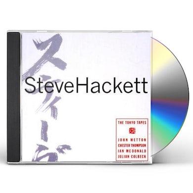 Steve Hackett TOKYO TAPES CD