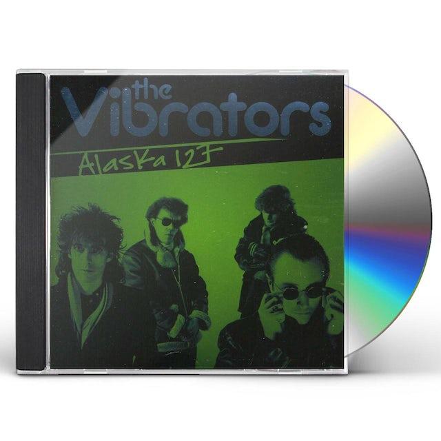 The Vibrators ALASKA 127 CD