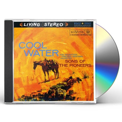 Sons Of The Pioneers COOL WATER CD