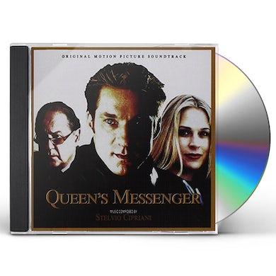 Stelvio Cipriani QUEEN'S MESSENGER / Original Soundtrack CD
