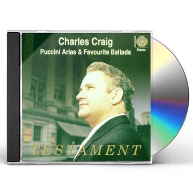 G. Puccini ARIAS & FAVOURITE BALLADS CD