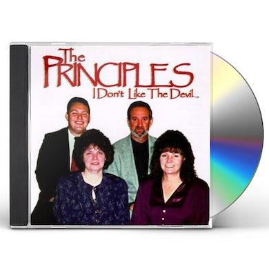 principles I DON'T LIKE THE DEVIL CD