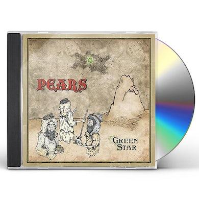Pears GREEN STAR CD