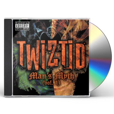 Twiztid MAN'S MYTH 1 CD