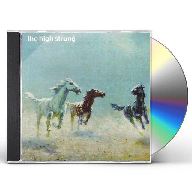 High Strung SURE AS HELL CD