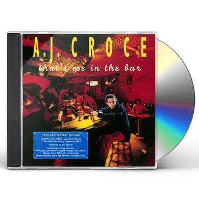 A.J. Croce THAT'S ME IN THE BAR CD