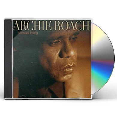 Archie Roach SENSUAL BEING CD