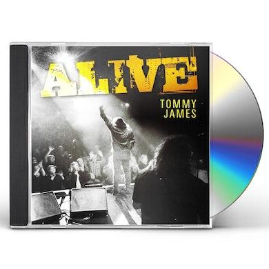 Tommy James ALIVE CD