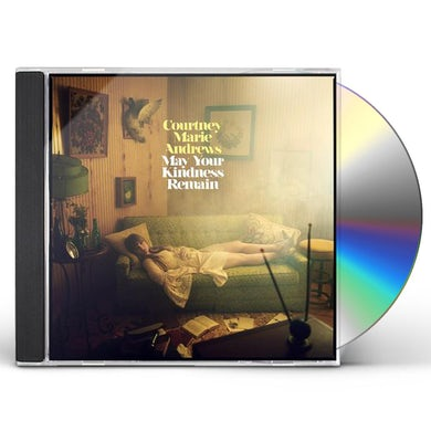 Courtney Marie Andrews  MAY YOUR KINDNESS REMAIN CD