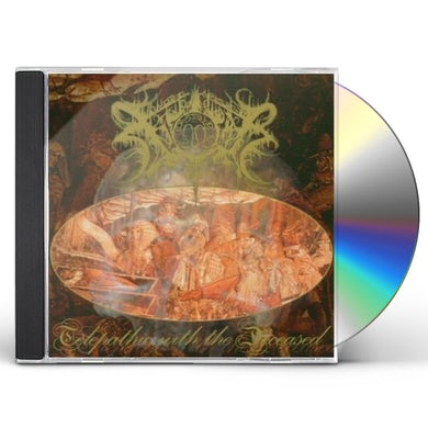 Xasthur TELEPATHIC WITH THE DECEASED CD