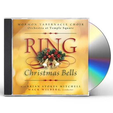 Mormon Tabernacle Choir RING CHRISTMAS BELLS CD