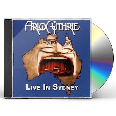 Arlo Guthrie LIVE IN SYDNEY CD