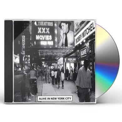 Bobby Mitchell ALIVE IN NEW YORK CITY CD