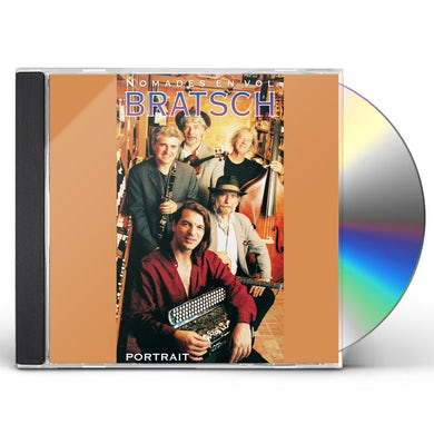 Bratsch NOMADES EN VOL PORTRAIT CD