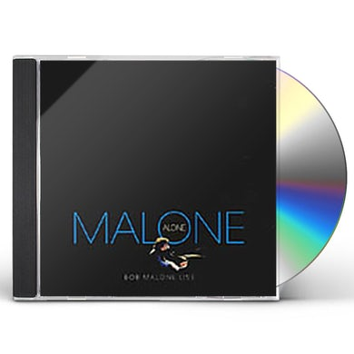 Bob Malone MALONE ALONE CD