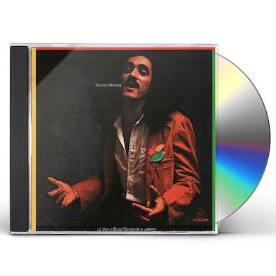 LA VEM O BRASIL DESCENDO A LADEIRA CD