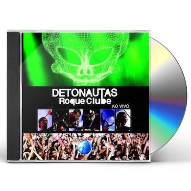 Detonautas ROQEUE CLUBE AO VIVO ROCK IN RIO 2011 CD
