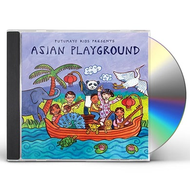 Putumayo Kids Presents ASIAN PLAYGROUND CD