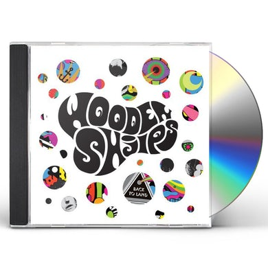 Wooden Shjips BACK TO LAND CD
