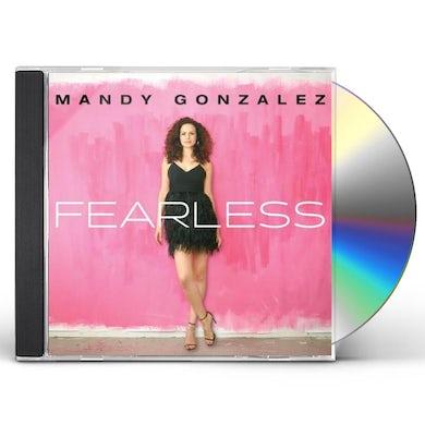 Mandy Gonzalez FEARLESS CD