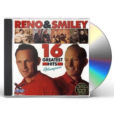 Reno & Smiley 16 GREATEST HITS CD
