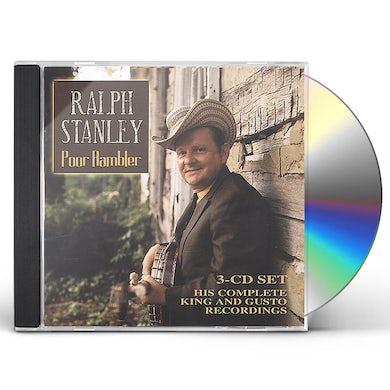 Ralph Stanley POOR RAMBLER CD