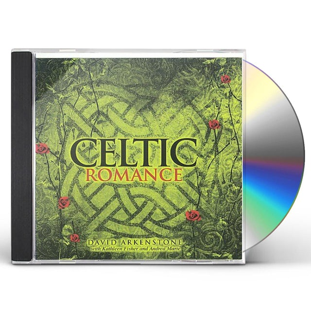 David Arkenstone CELTIC ROMANCE CD