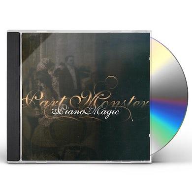 Piano Magic PORT MONSTER CD