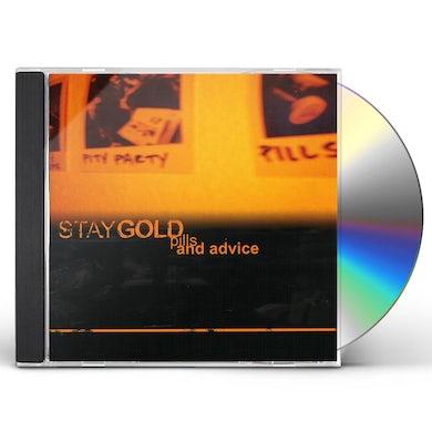 Stay Gold PILLS & ADVICE CD