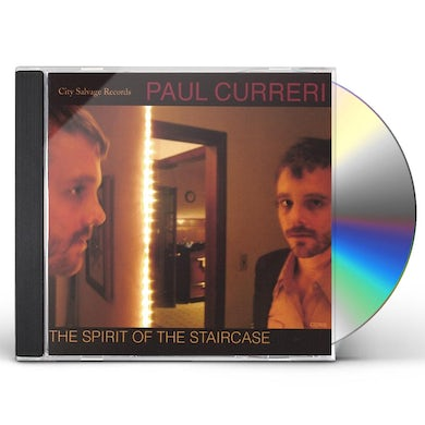 Paul Curreri SPIRIT OF THE STAIRCASE CD