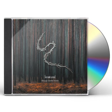 Lunatic Soul Through Shaded Woods CD