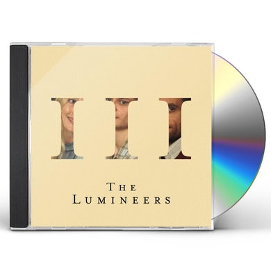 The Lumineers III CD