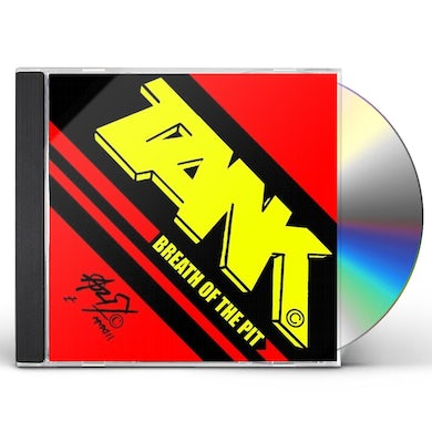 Tank BREATH OF THE PIT CD