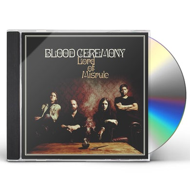 Blood Ceremony LORD OF MISRULE CD