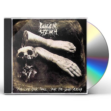 Pungent Stench FOR GOD YOUR SOUL FOR ME YOUR FLESH CD