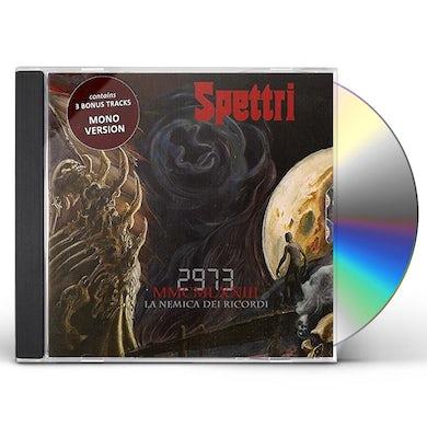 SPETTRI 2973 LA NEMICA DEI CD
