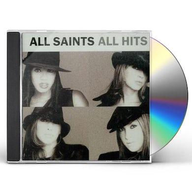All Saints ALL HITS - LTD ED CD & DVD BOX SET CD
