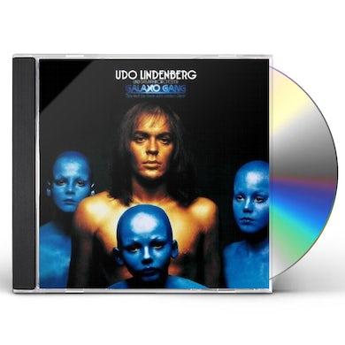 Udo Lindenberg GALAXO GANG CD