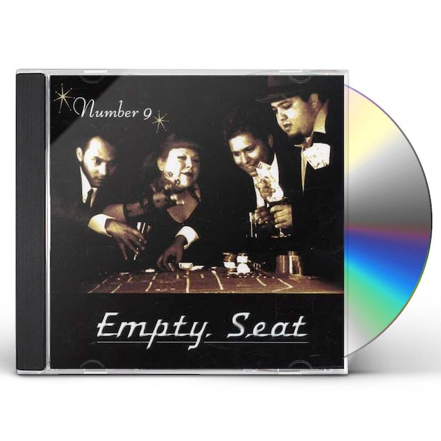 Empty Seat NUMBER 9 CD