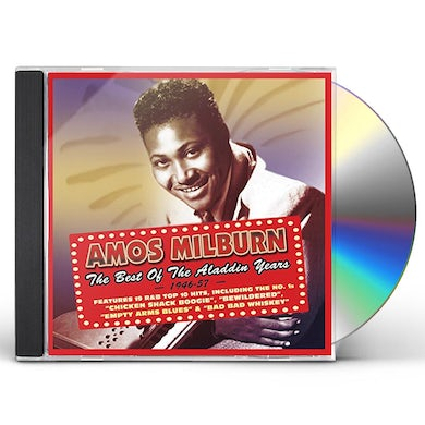 BEST OF THE ALADDIN YEARS 1946-57 CD