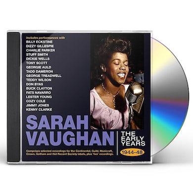 Sarah Vaughan EARLY YEARS 1944-48 CD