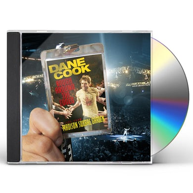Dane Cook ROUGH AROUND THE EDGES: LIVE FROM MADISON SQUARE CD