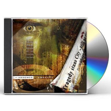 Frameshift ABSENCE OF EMPATHY CD