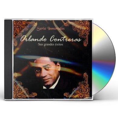 Orlando Contreras SUS GRANDES EXITOS CD