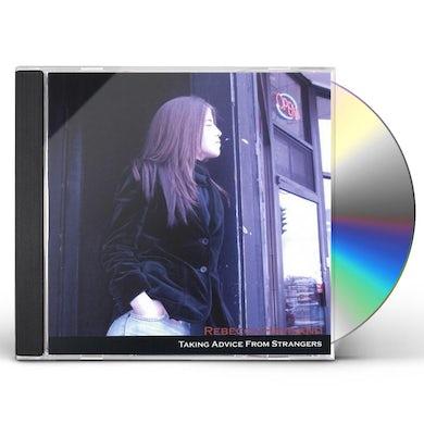 Rebecca Haviland TAKING ADVICE FROM STRANGERS CD