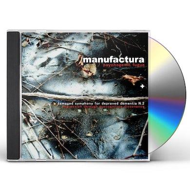 Manufactura PSYCHOGENIC FUGUE DAMAGED SYMPHONY DEPRAVED 2 CD